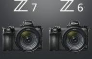 نيكون تتحدى كاميرات سوني و تكشف عن Z6 و Z7