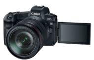 كانون تعلن عن الكاميرا عديمة المرآة ذات الإطار الكامل EOS R و مجموعة عدسات