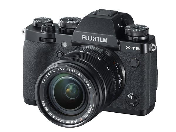 شركة فوجي فيلم تعلن عن كاميرا X-T3