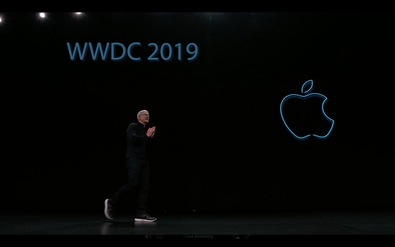 مفاجآت شركة Apple في مؤتمرها للمطورين 2019م