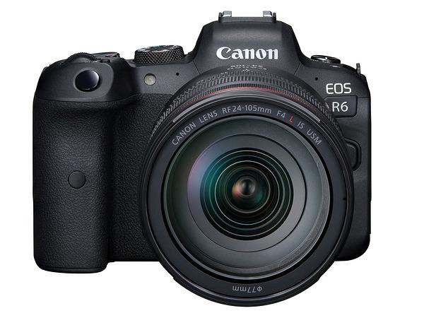 كانون تكشف عن كاميرتها الجديدة R6